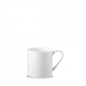 Alchemy Ambience Blanco Can Taza Mug 10Oz Paq 6