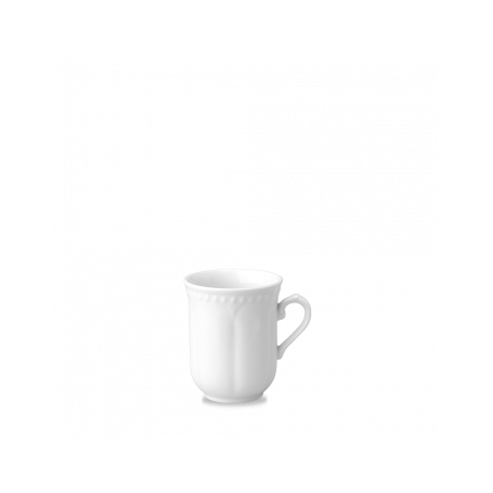 Buckinham Blanco Taza Mug 10Oz Paq 24