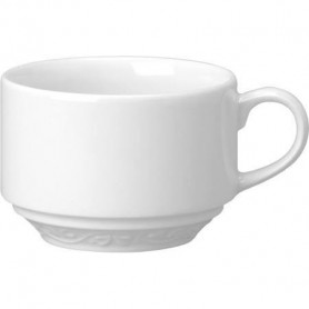 Chateau Blanco Breakfast Taza 10Oz Paq 24