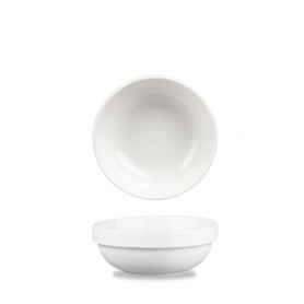 Blanco Profile Bol / Bowl Apilable 10Oz Paq 6