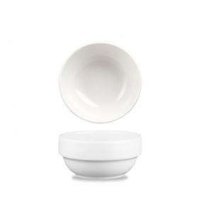 Blanco Profile Bol / Bowl Apilable 14Oz Paq 6
