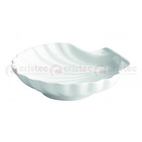 Coquille 14X14X3,5 Cm (Rect)  B2058R