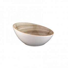 Bowl 18cm. 40cl Terrain Brown