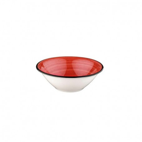 Bowl 16cm. 40cl Passion Gourmet Red