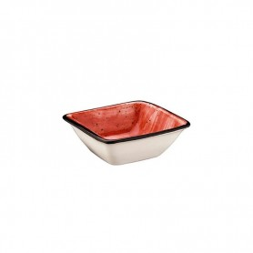Bowl 8 X 8.5cm Passion Moove Red