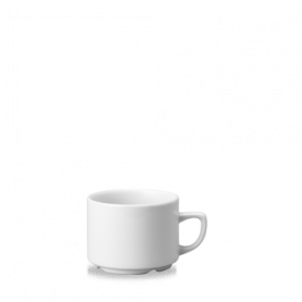 Blanco Arce Breakfast Taza 10Oz Paq 24