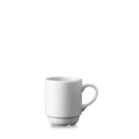 Blanco Taza Apilable Mug 10Oz Paq 24