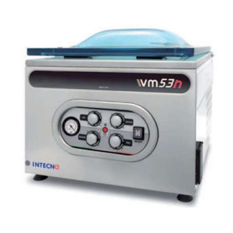 Envasadora De Vacio Or-Vm-53 Gas Digital Intecno